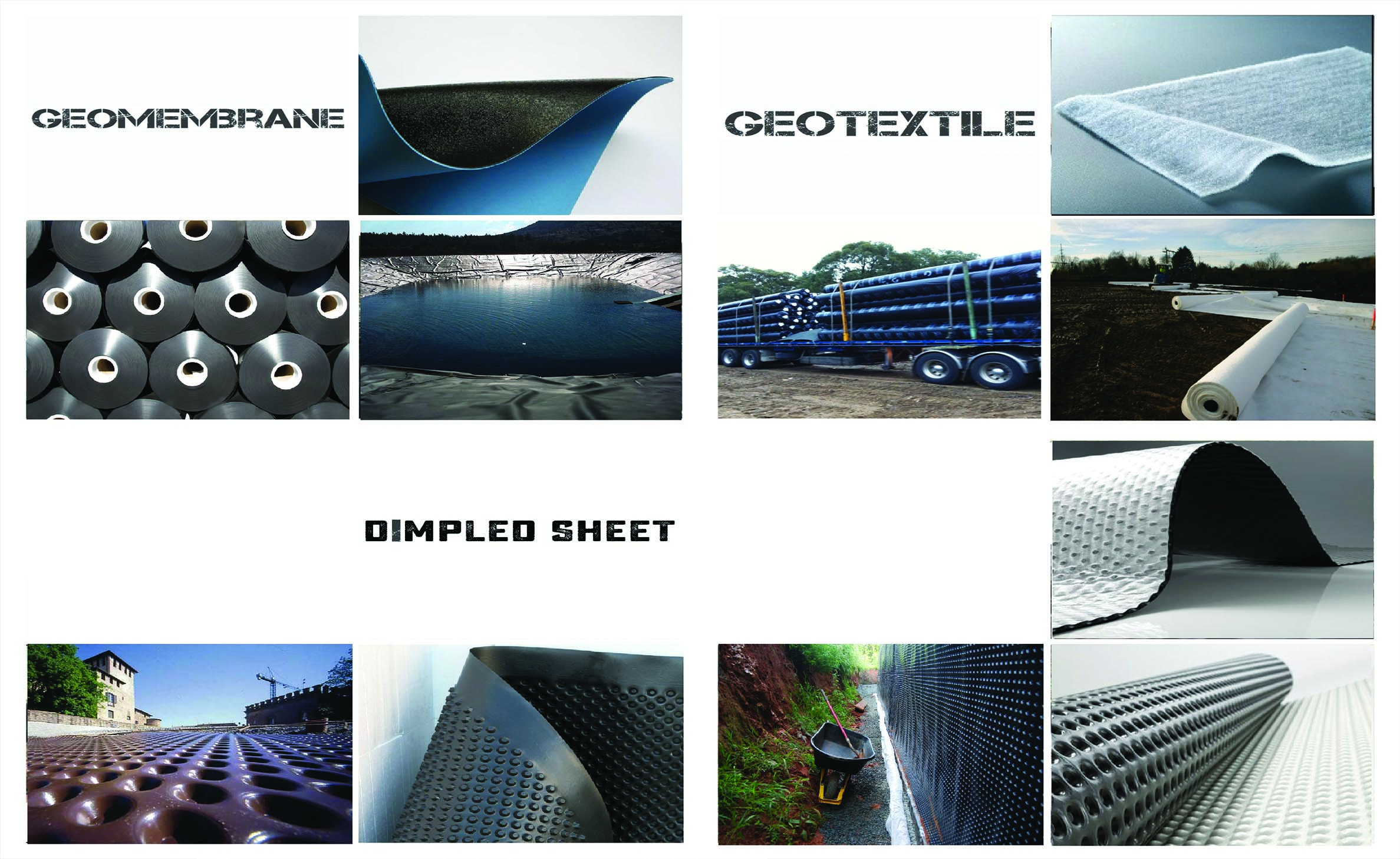 Geosynthetics Export